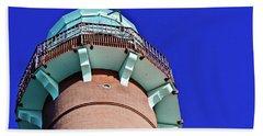 Barnegat Lighthouse Top Hand Towel