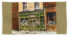 Barney Kiernans Pub Dublin ....vb719 Hand Towel
