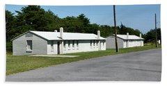 Barracks At Fort Miles - Cape Henlopen State Park Bath Towel