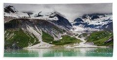 Barren Alaska Bath Towel