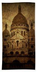 Basilica Hand Towel by Andrew Paranavitana