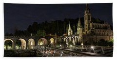 Basilica Of The Immaculate Conception Bath Towel