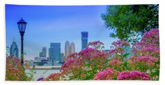 Battery Park Blooms Hand Towel