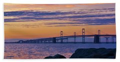 Bay Bridge Bath Towel