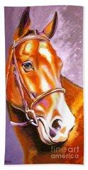 Oldenburg Sport Horse Champion Bath Towel