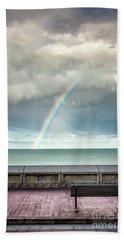 Bay Of Rainbows Hand Towel