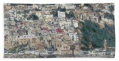 Bay Of Tangier Bath Towel