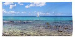 Bayahibe Coral Reef Bath Towel
