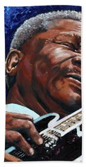 Bb King Bath Towel
