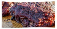 Bbq Beef 2 Bath Towel