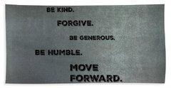 Be Kind #2 Hand Towel