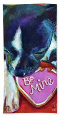 Be Mine Hand Towel