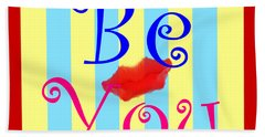 Be You Hand Towel