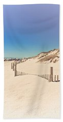 Beach Beauty Hand Towel by Colleen Kammerer