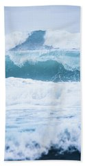 Hand Towel featuring the photograph Beach Beauty by Parker Cunningham