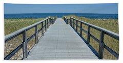 Beach Boardwalk Bath Towel