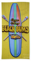 Beach Bums - Cape May Hand Towel