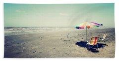 Beach Day Bath Towel