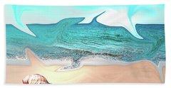 Beach Dream Hand Towel