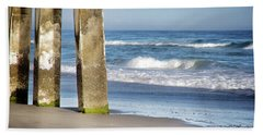 Beach Dreams Hand Towel by Phil Mancuso