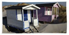 Beach Houses At Skanor Hand Towel