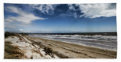Beach Life Bath Towel by Douglas Barnard