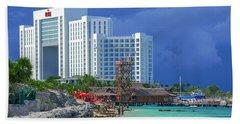Beach Life In Cancun Bath Towel