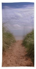 Beach Memories Bath Towel