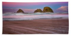 Hand Towel featuring the photograph Beach Of Dreams by Darren White