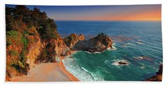 Beach Of Julia Hand Towel