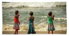 Beach Play Bath Towel