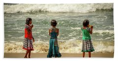 Beach Play Bath Towel