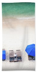 Beach Relax Hand Towel