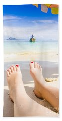 Beach Hand Towel