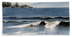 Beach Surf Bath Towel