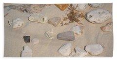 Beach Treasures 2 Hand Towel