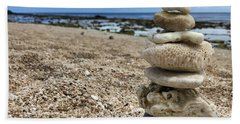 Beach Zen Hand Towel