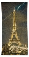 Paris, France - Beacon Hand Towel