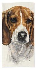 Beagle Bath Towel