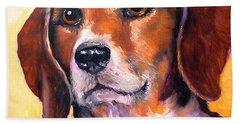 Beagle Billy Hand Towel