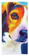 Beagle - Martin Bath Towel