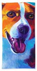 Beagle - Penny Hand Towel