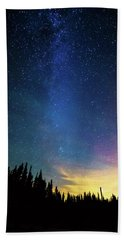 Bath Towel featuring the photograph Beam Me Up by James BO Insogna