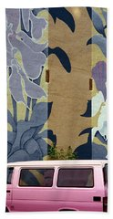 Bath Towel featuring the photograph Beanstalk by Kenneth Campbell