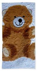 Bear Hug Hand Towel