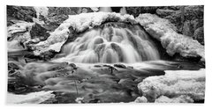 Bear's Den Waterfall Bath Towel