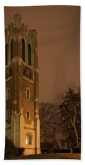 Beaumont Tower Hand Towel