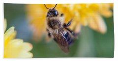 Beautiful Bee Bath Towel
