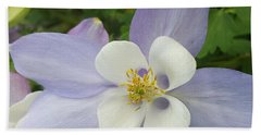 Bath Towel featuring the photograph Beautiful Flower by Jasna Gopic