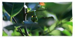 Beautiful Nature Bath Towel by Christopher L Thomley